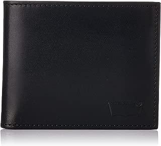 Levi's Black Men's Wallet (37541-0109)