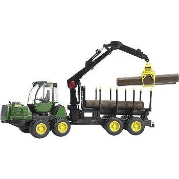 Tractor Fendt Vario 926 con gr/úa Bruder 3042