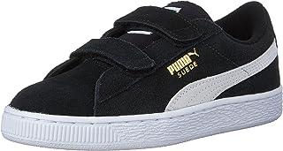 PUMA 中性-儿童 SUEDE 2 STRAPS KIDS Sneaker