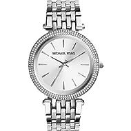 Silvertone Darci Watch