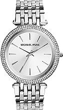 Michael Kors Silvertone Darci Watch