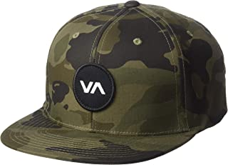 Men's Va Logo Patch Snapback Hat
