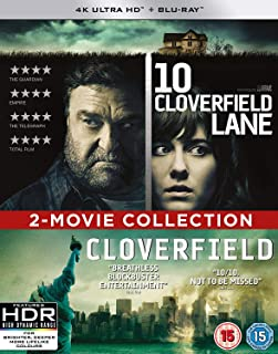 Cloverfield / 10 Cloverfield Lane – 2 Movie Collection 2017