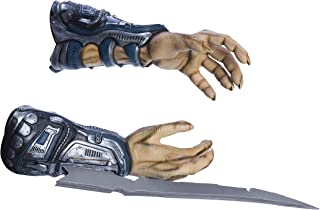 Rubies Deluxe Predator Latex Adult Hands-