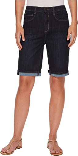 Coolmax Denim Suzanne Bermuda in Twilight