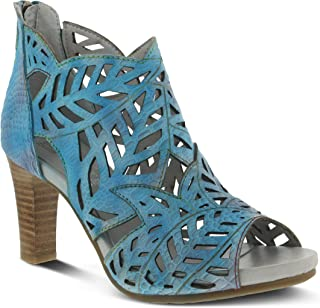 L'Artiste by Spring Step Amora Turquoise Shoe US 5