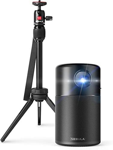 2021 Anker high quality Nebula Capsule with Anker Nebula Capsule Series outlet sale Adjustable Tripod Stand outlet sale
