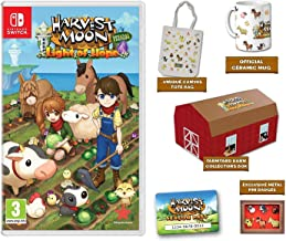 Harvest Moon Light of Hope Collectors Edition