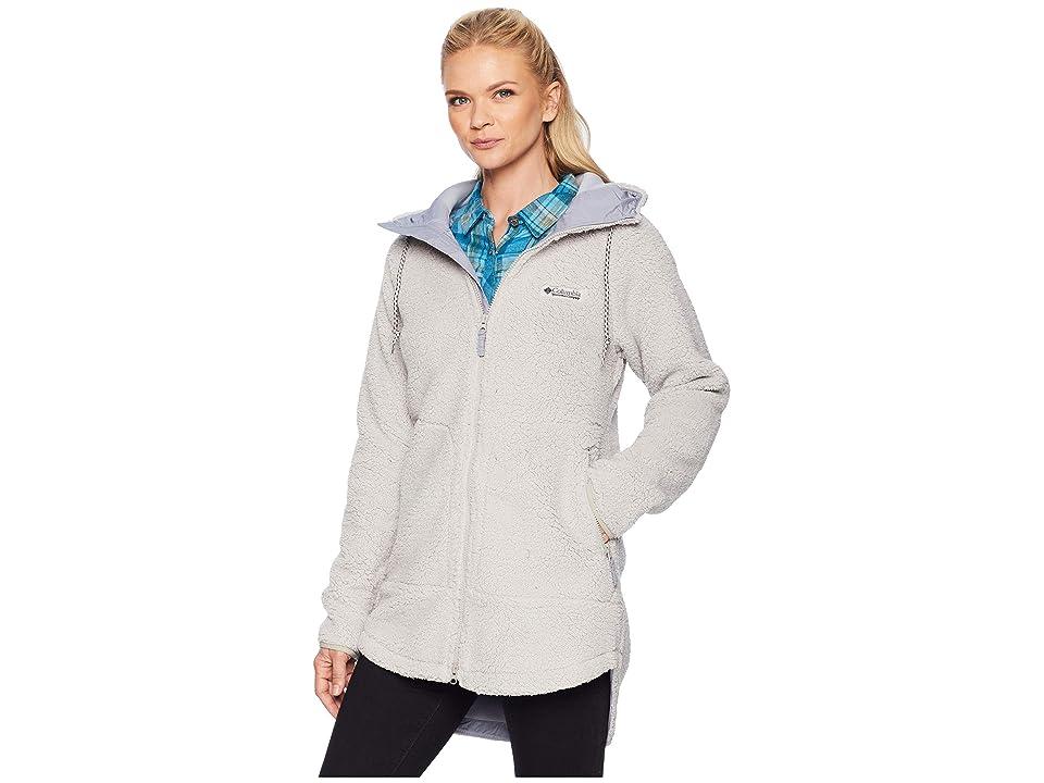 Columbia PNW CSCtm Sherpa Jacket (Flint Grey/Astral) Women