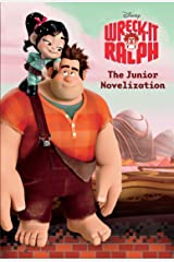 Wreck-It Ralph Junior Novel (Disney Junior Novel (ebook)) Kindle Edition