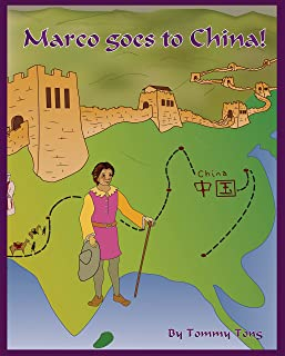 Marco Goes to China! (China for kids)