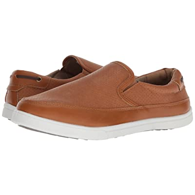 Deer Stags Harrison (Tan Simulated Leather) Men