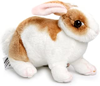 VIAHART Ridley The Rabbit | 11 Inch Realistic Stuffed Animal Plush Bunny | by Tiger Tale Toys
