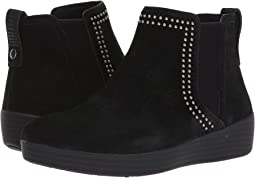 Superchelsea Suede Boot w/ Studs