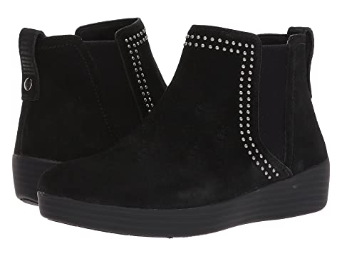 b757aff12e FitFlop Superchelsea Suede Boot w  Studs at 6pm