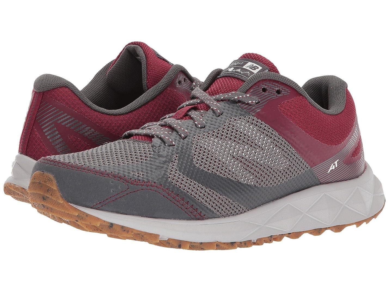くるくるホース刺激する(ニューバランス) New Balance レディースランニングシューズ?スニーカー?靴 T590 v3 Magnet/Vortex 6.5 (23.5cm) B - Medium