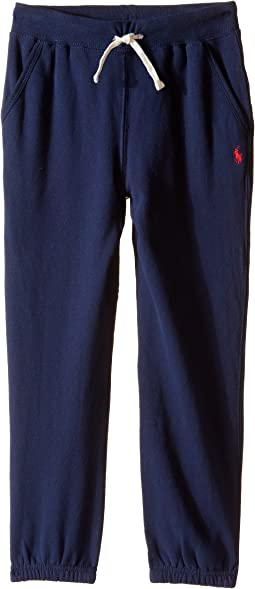 Collection Fleece Pull-On Pants (Little Kids)