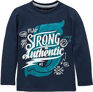 OFFCORSS Toddler Boy Stylish Long Sleeve Tshirt for Boys Franelas para Niños