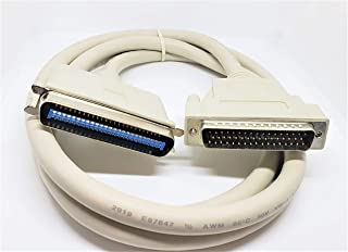 Pc Accessories - Connectors Pro 6 Feet DB50 to CN50 M/M DB50 Male to Centronics 50 Male 6 Feet RS232, Sun, SCSI Cable, 6-FT