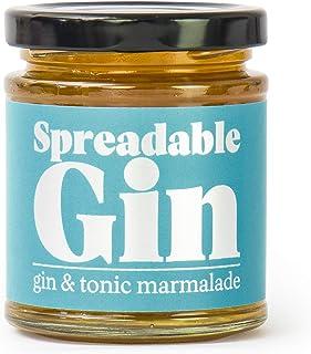 Gin-Brotaufstrich - Gin & Tonic-Marmelade