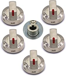 Top Rated in Range Replacement Knobs