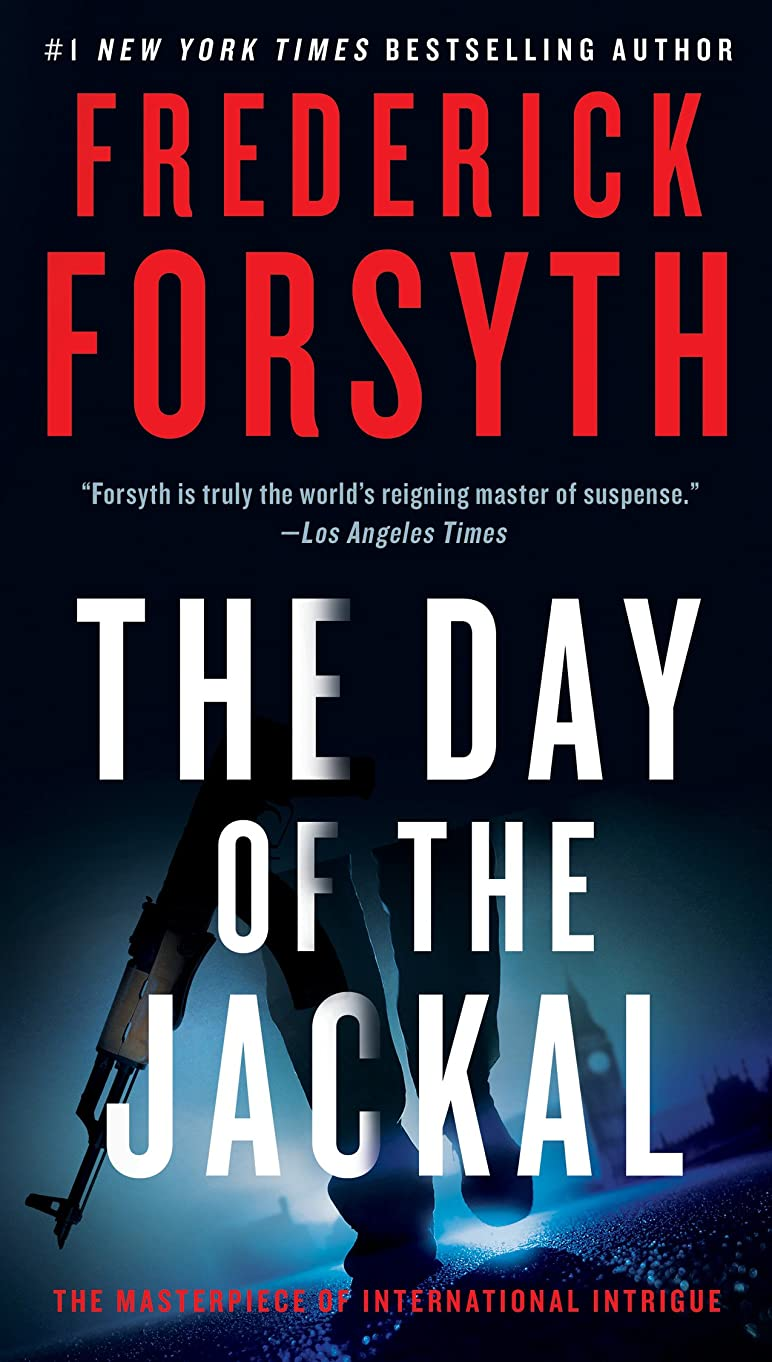 一欠点土曜日The Day of the Jackal (English Edition)