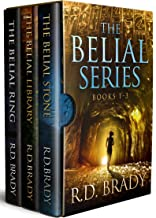 The Belial Series, Books 1-3: An Archaeological Thriller Box Set