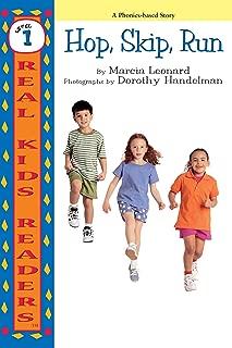 Hop, Skip, Run (Real Kids Readers ― Level 1)
