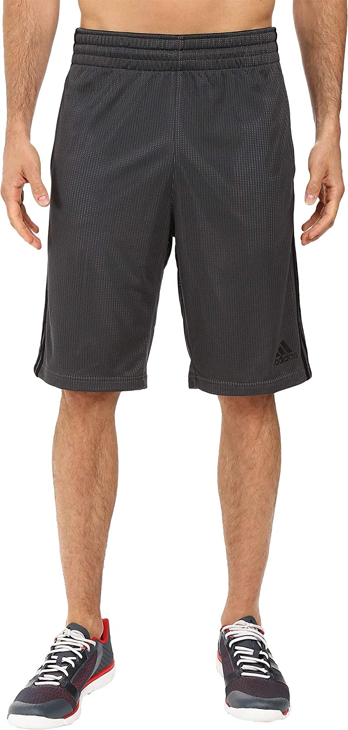 adidas Men's Basketball Triple lowest price Shorts Max 53% OFF Up