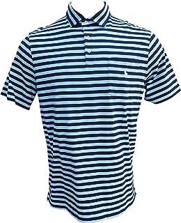 Mens Big and Tall Pocket Jersey Polo Shirt