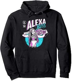 Alexa Bliss Comic Pullover Hoodie