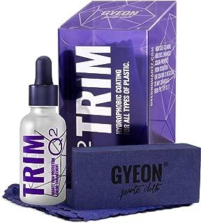 gyeon trim on rubber