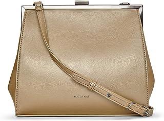 Matt & Nat Vegan Handbags, Reika - 100% Animal & Cruelty Free Vintage Crossbody, Full 1 Year Warranty