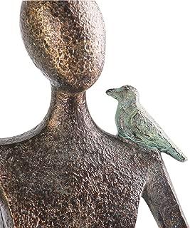 bird feeder statue