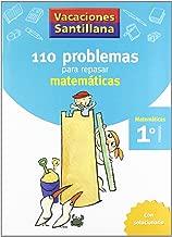 Vacaciones Santillana, Cuaderno para Matemáticas, Educación Primaria