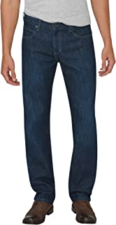 Dickies Men's X-Series Regular Fit Straight Leg 5-Pocket Denim Jean
