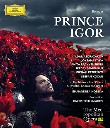 Prince Igor: Metropolitan Opera (Noseda)