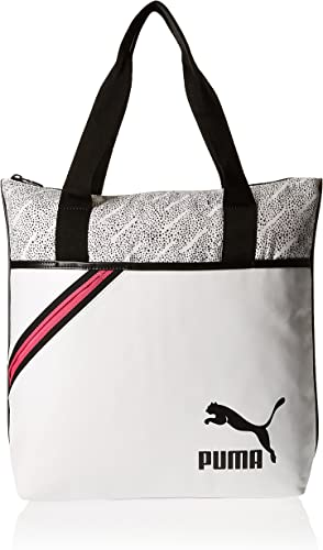 Women PUMA Shopper 4056205788911 7423303 Archive Shopper PU Puma White X
