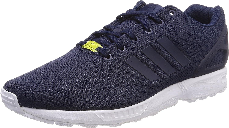 Adidas Herren Zx Flux Fitnessschuhe, blau