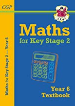 New KS2 Maths Textbook - Year 6 (CGP KS2 Maths)