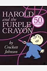 Harold and the Purple Crayon (Purple Crayon Books) Kindle Edition