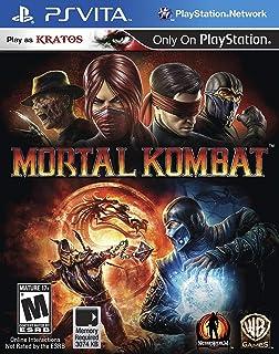 Mortal Kombat PlayStation Vita by WB Games
