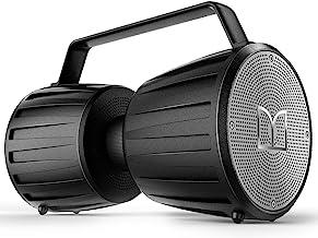 بلندگوی بلوتوث هیولا ، اسپیکر بلوتوث ضد آب Adventurer Force IPX7 ضد آب با ورودی میکروفون ، بلندگوهای بلوتوث قابل حمل 40 وات با 40 ساعت پخش برای مهمانی های داخل و خارج از منزل.