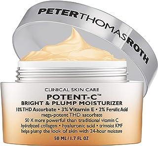 Potent-C Bright & Plump Moisturizer, Brightening Vitamin C Moisturizer