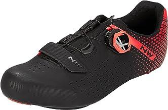 Northwave Core Plus 2 racefiets fietsschoenen zwart/rood 2021