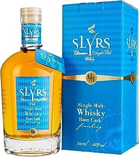 Slyrs Single Malt Whisky finished im Rum Fass 1 x 0.7 l