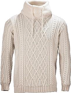 Amazon.ca: Men's Sweaters White Sweaters: Men