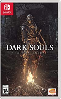 Dark Souls Remastered (輸入版:北米) - Switch