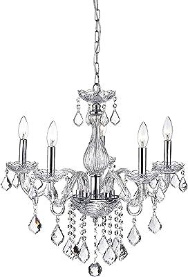 Amazon.com: Todo el mundo iluminación w83101 C25-cl Provenza ...