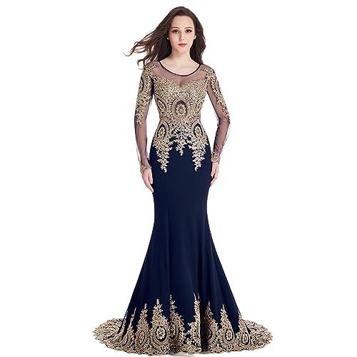 Plus Size Prom Dresses Long Mermaid: Amazon.com